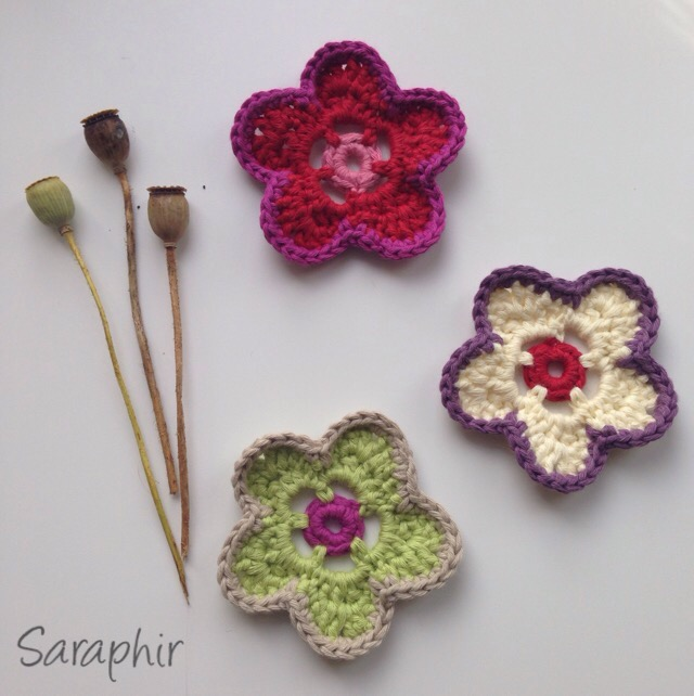 The Mayfield Flower – free pattern