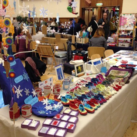 Christmas craft fair ponderings 2015