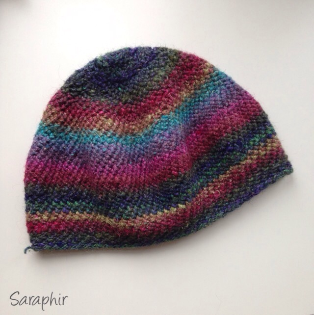 My crochet journey phase 1 – hats…