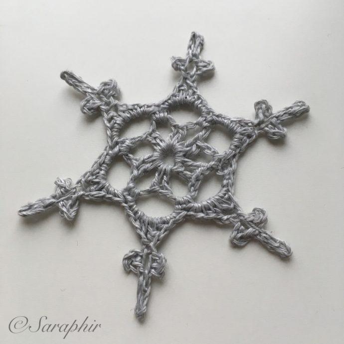 Mini Starburst Snowflake